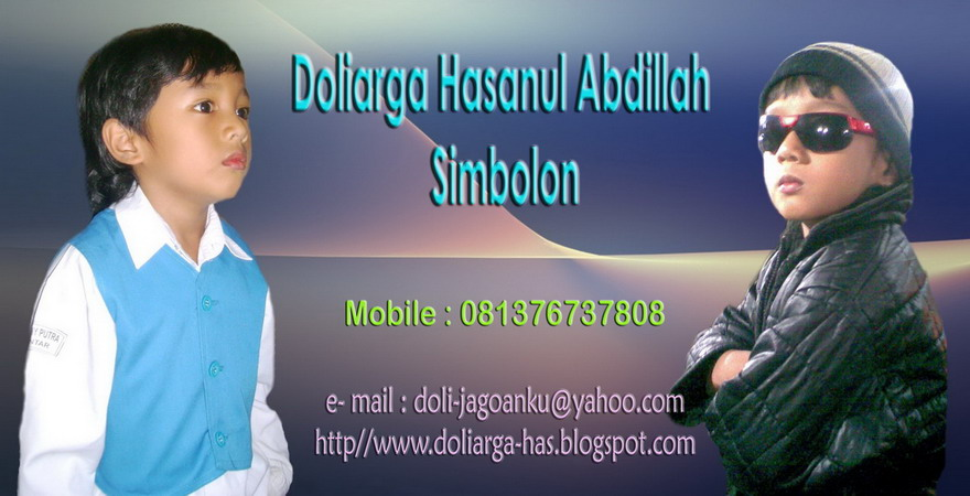 DOLIARGA HASANUL ABDILLAH SIMBOLON