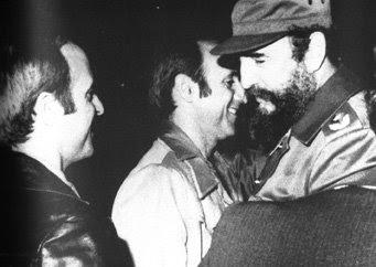 CASTRO-LA GUARDIA-ALLENDE Fidel+y+los+De+la+Guardia