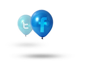 float social icons