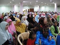 Majlis Perjumpaan Ibubapa & MAIWP