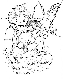 winter coloring pages winter coloring pages winter coloring pages by