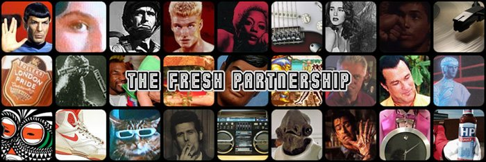 Life, Music, Crap...  The Fresh Partnership