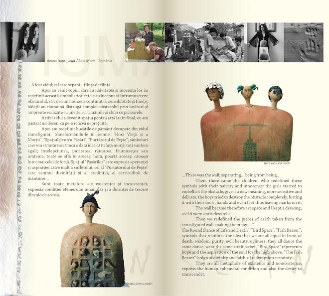 "pagini catalog ""human"" cucuteni 2009"