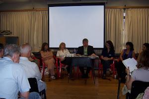 Reunión de la Jornada sobre Violencia