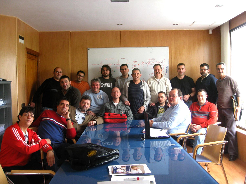 nuevo escoltas privadas disfraz en Burgos