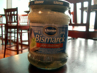 Polish Pickled fish Bismarck