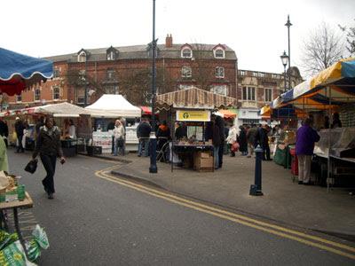Moseley Farmers' Market