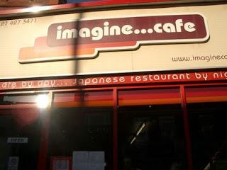 Imagine Cafe in Harborne