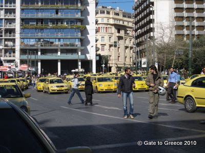 Syntagma and taxis