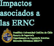 Impactos asociados a las ERNC