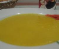Crema De Patata Al Romero