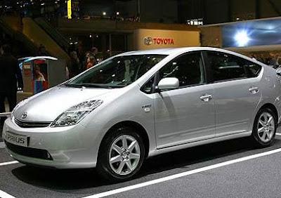 foto toyota prius auto hibrido carro