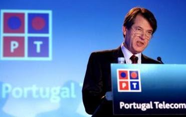 empresa de telecomunicaciones portugal telecom