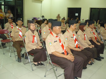 Pelantikan SBH Dinkes DKI Jakarta masa bakti 2010-1015