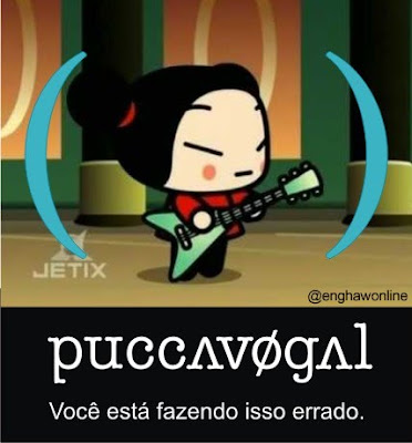 Pucca Vogal