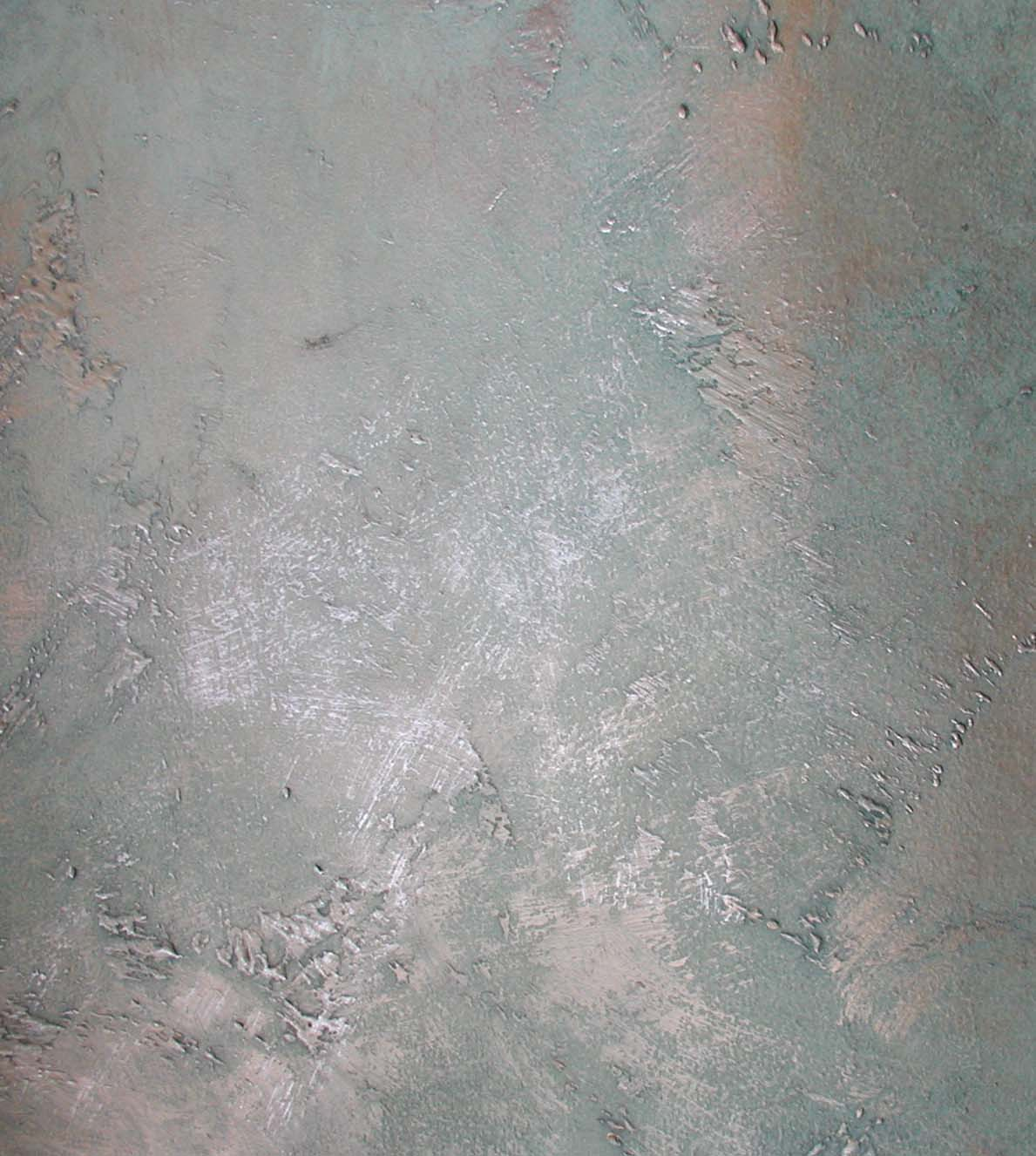 Question how to apply a finish to a stucco wall - Silver metallic wall paint ...