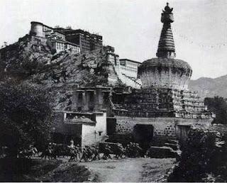 British Troops entering Lhasa