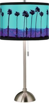 Giclee Print Lamp
