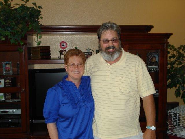 Karyn and David