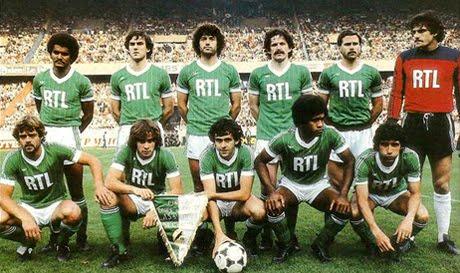Finale coupe de france 1981 bastia saint etienne the vintage football club - Coupe de france saint etienne ...