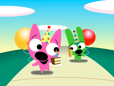 Birthday Cards Ideas birthday card yoyo and hoops – Yoyo Birthday Cards