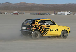 Crosleykook the liebherr crosley at bonneville for Dale sharp honda