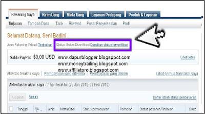 Panduan Cara Mendaftar Paypal4