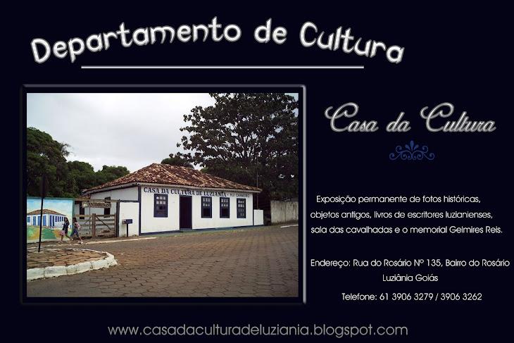Casa da Cultura de Luziânia