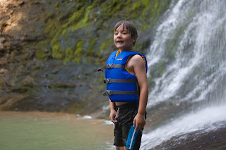 Carter at Twin Falls