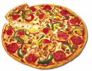 Como fazer Pizza caseira, simples e sapeca