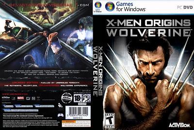 download x-men origins wolverine game highly compressed
