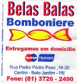 BELAS BALAS