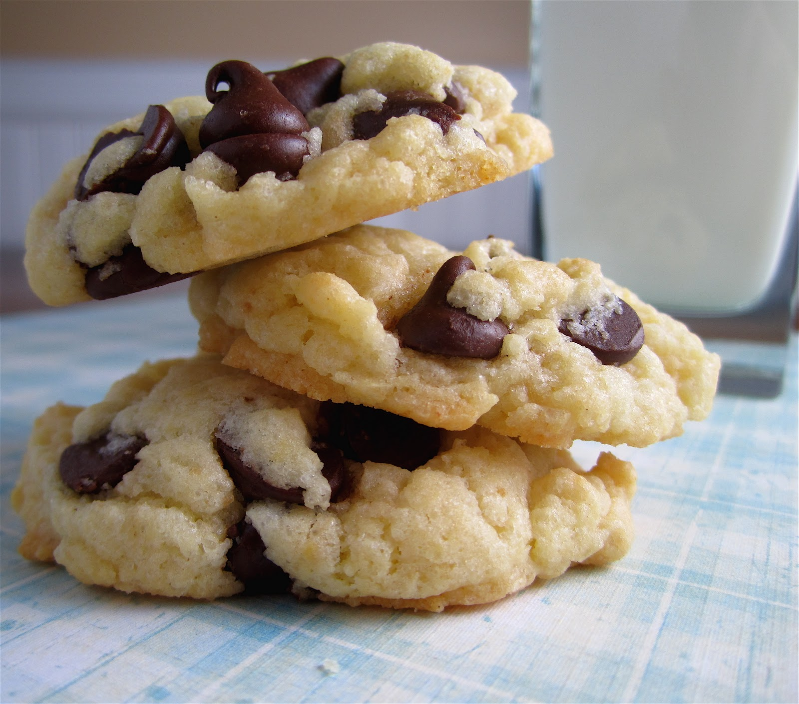 Cake Mix Cookies With Chocolate Chips