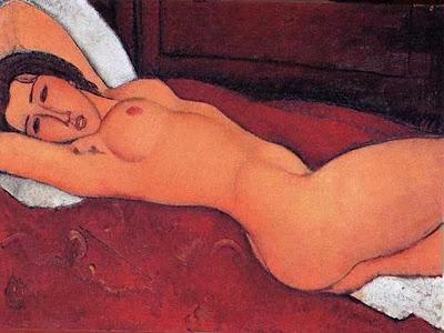 desnudo-reclinado-1917-amadeo-modigliani