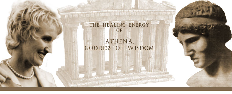 Words of Wisdom, Goddess Athena