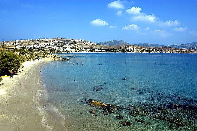 Paros, Paros island, Grecce, paros beach