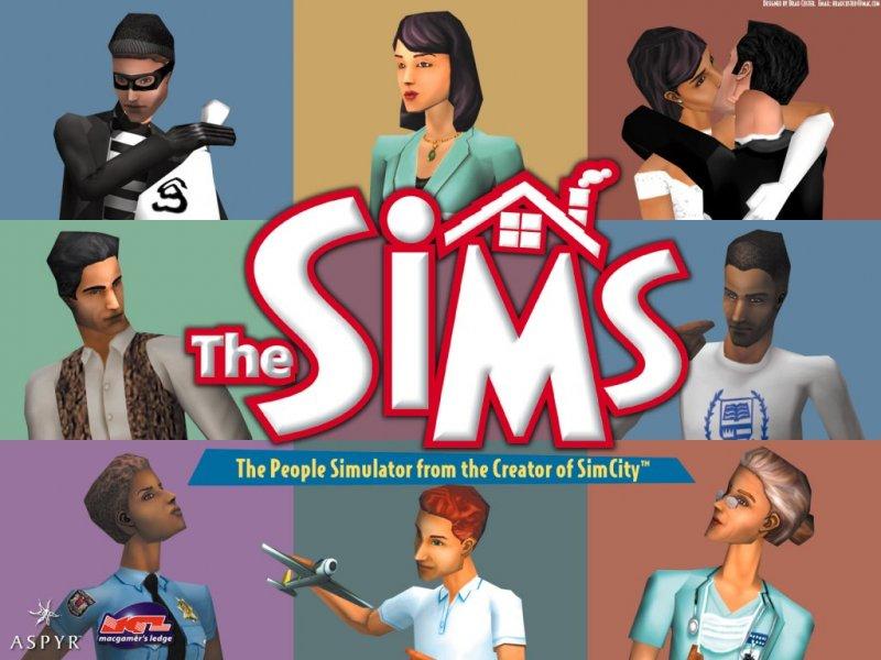 play original sims online