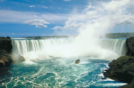 Notre voyage au Canada: Le voyage