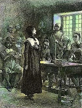 anne hutchinson trial essay I'm doing an essay on comparing & contrasting anne hutchinson & tessie hutchinson & i need some facts.