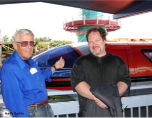Disney Legend Bob Gurr & Garner Holt