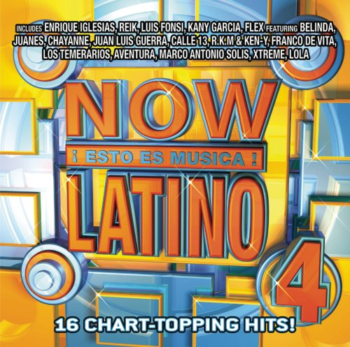 Franco De Vita - NOW Latino, Vol. 4