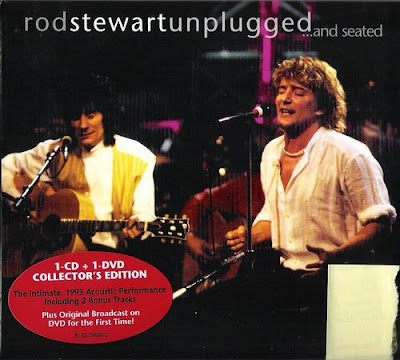 Baixar MP3 Grátis Rod+Stewart+ +Unplugged...and+Seated+%28Collector%27s+Edition%29 CD 2009 Rod Stewart   Unplugged and Seated Collectors Edition (2009)