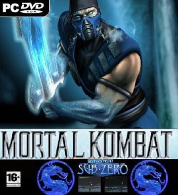 sub zero vs scorpion. sub zero mortal kombat 1.