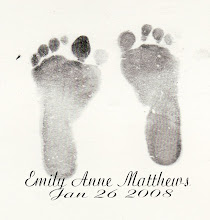 Emily Anne Matthews Our Angel Baby