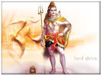 Lord Shiva Wallpaper background