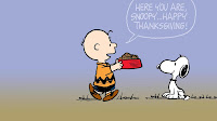 Thanksgiving Peanuts Wallpaper Snoopy