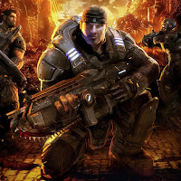 ipad wallpaper game gears of war