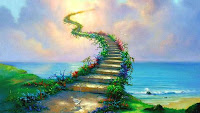 PSP Wallpaper Stairway to Heaven