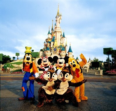 disneyland paris. Disneyland Paris has