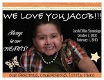 VISIT JACOBS CARINGBRIDGE, ......Always in Our Hearts